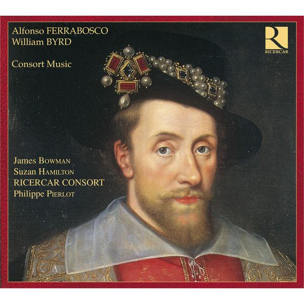 Philippe Pierlot - Ferrabosco & Byrd: Consort Music