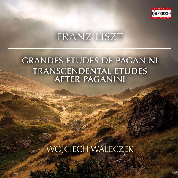 Wojciech Waleczek - Liszt: Grandes études de Paganini, S. 141 & Études d'exécution transcendante d'après Paganini, S. 140