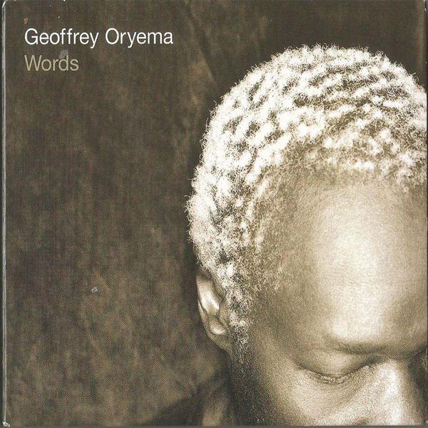 Geoffrey Oryema - Words