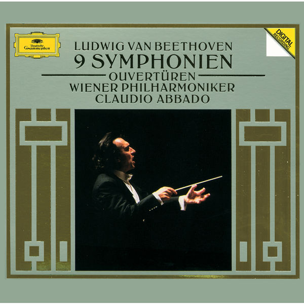 Wiener Philharmonic Orchestra - Beethoven: 9 Symphonies; Overtures