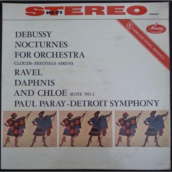 Paul Paray - Ravel - Debussy