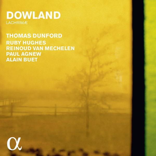 Thomas Dunford - Dowland: Lachrimae