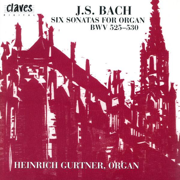 Johann Sebastian Bach - Bach: The Six Trios Sonatas for Organ