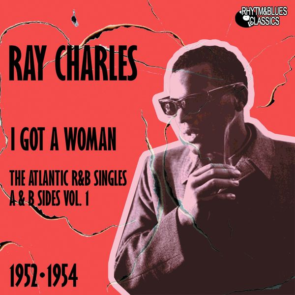 ray charles i got a woman album