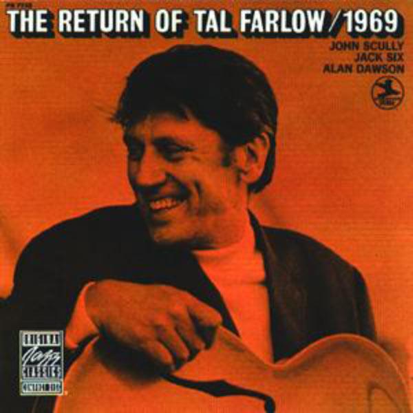Tal Farlow - The Return Of Tal Farlow/1969