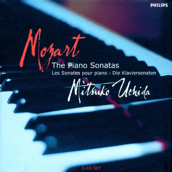 Mitsuko Uchida - Mozart: The Piano Sonatas