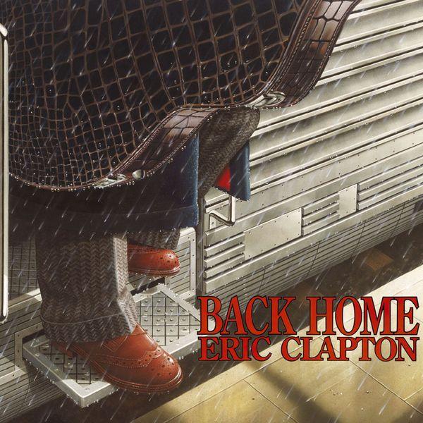 Eric Clapton - Back Home (Édition Studio Masters)