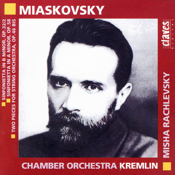 Misha Rachlevsky - Miaskovsky: Music for Strings