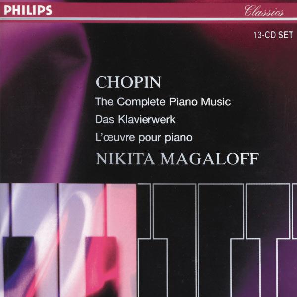 Nikita Magaloff - Chopin: The Complete Piano Music