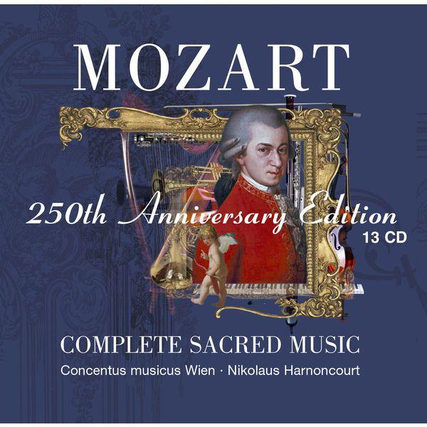 Various Interprets - Mozart : Complete Sacred Music