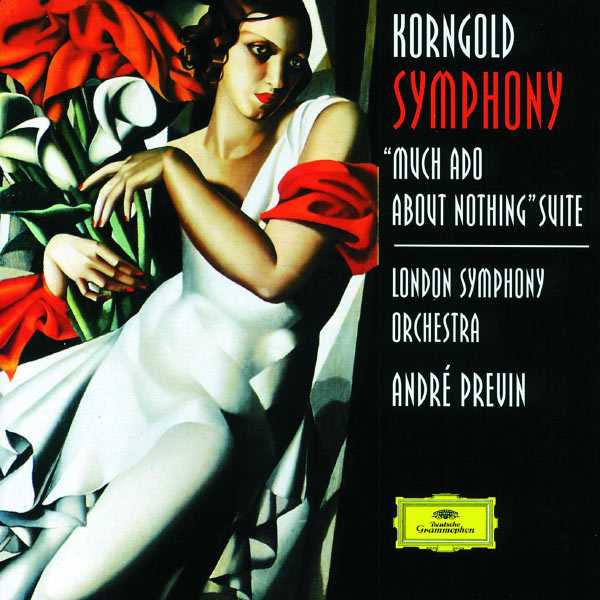 London Symphony Orchestra - Korngold: Symphony in F sharp; Much Ado About Nothing