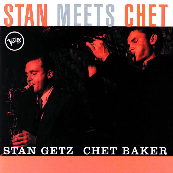 Stan Getz - Stan Meets Chet