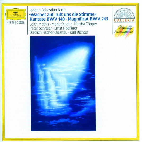 Maria Stader - Bach : Cantata BWV 140 - Magnificat BWV 243