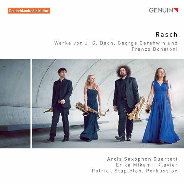 Arcis Saxophone Quartet - Rasch