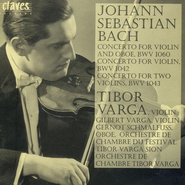 Johann Sebastian Bach - Tibor Vagra Collection, Vol. I
