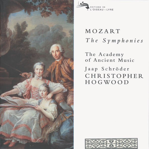 Christopher Hogwood - Mozart : The Symphonies
