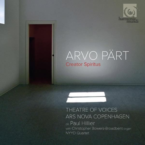 Paul Hillier - Arvo Pärt : Creator Spiritus (Stabat mater & autres pièces)