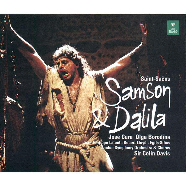 José Cura, Olga Borodina, Colin Davis & London Symphony Orchestra - Saint-Saëns : Samson et Dalila