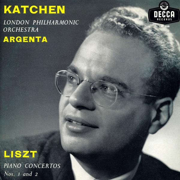 Julius Katchen - Liszt: Piano Concertos Nos.1 & 2