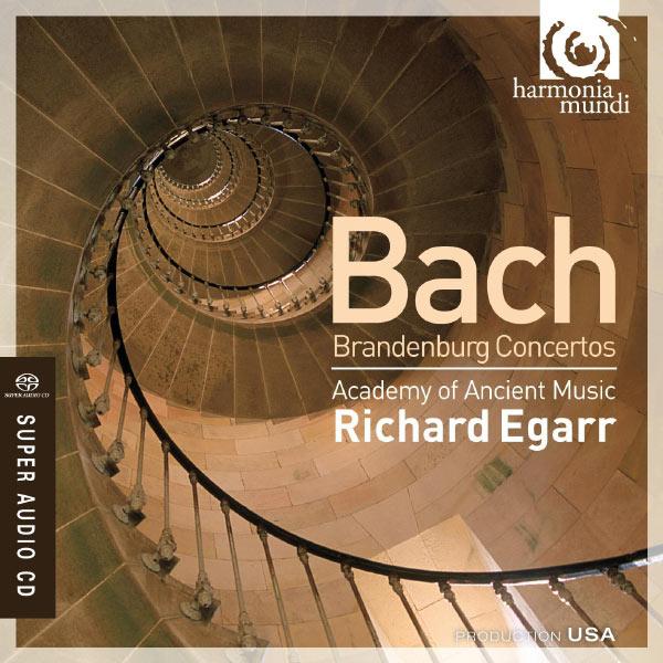 Academy of Ancient Music - Bach: Brandenburg Concertos