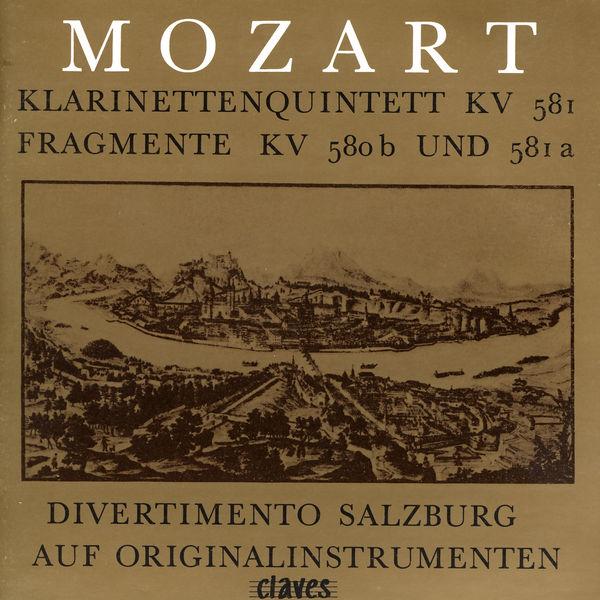 Wolfgang Amadeus Mozart - Quintette pour clarinette