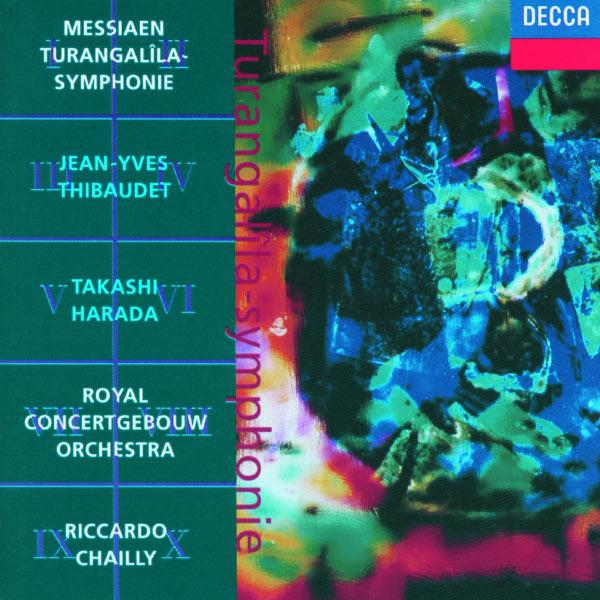 Jean-Yves Thibaudet - Messiaen: Turangalîla Symphony