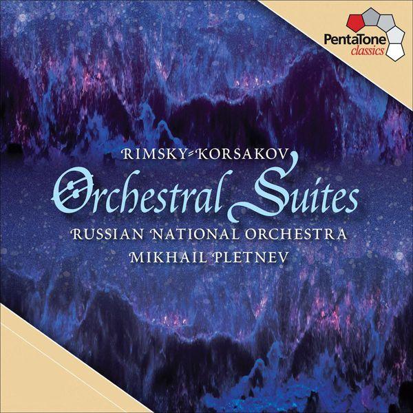 Mikhail Pletnev - RIMSKY-KORSAKOV, N.A.: Snow Maiden Suite (The) / Legend of the Invisible City of Kitezh /  Night on Mount Triglav (Pletnev)