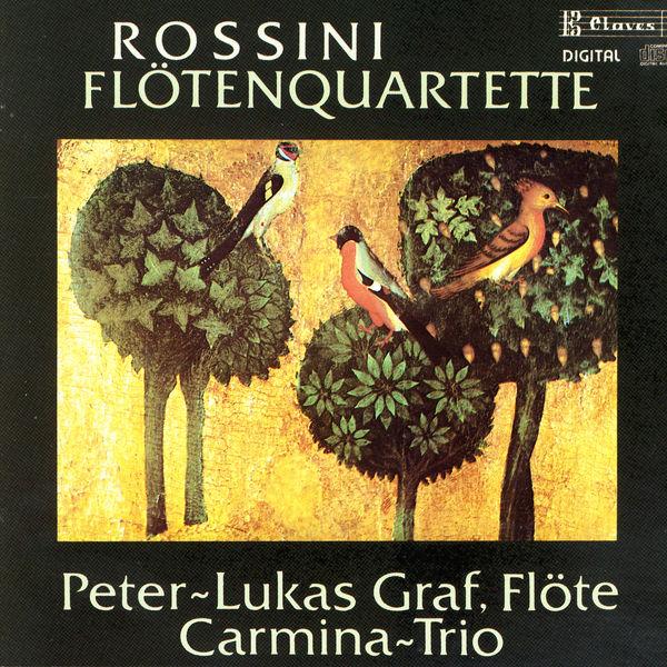 Gioachino Rossini Quatuors pour flûte