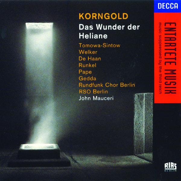 Anna Tomowa-Sintow - Korngold: Das Wunder der Heliane