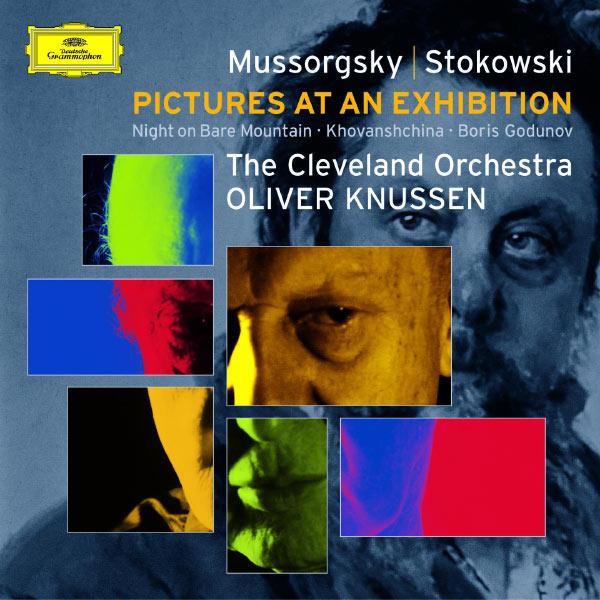 Oliver Knussen - Mussorgsky (tr: Stokowski) : Pictures at an Exhibition/Boris Godounov Synthesis etc