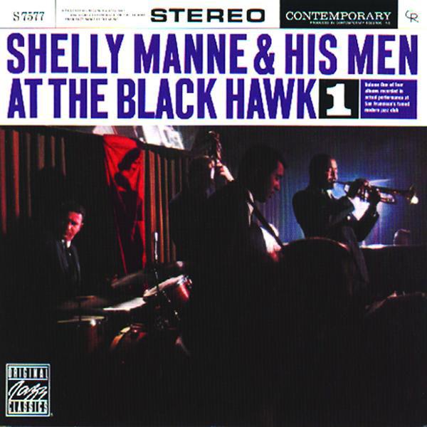 Shelly Manne - At The Blackhawk, Vol. 1