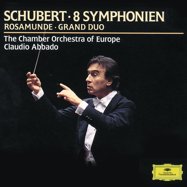 Schubert symphony no 9 rosamunde overture franz for Chamber orchestra of europe