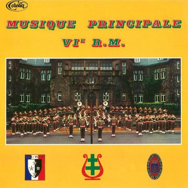 VI° Region Militaire - Musique principale VI° R.M