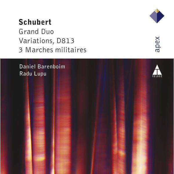 Radu Lupu - Franz Schubert - Klaviersonate G-Dur Scherzi Lupu