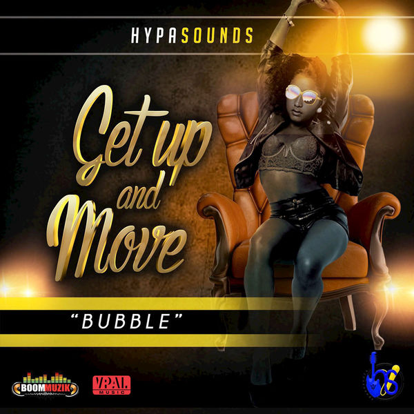 Hypasounds - Get Up and Move (Bubble)