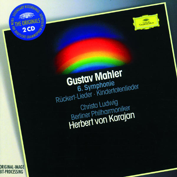Christa Ludwig - Mahler: Symphony 6, Rückert Lieder, Kindertotenlieder