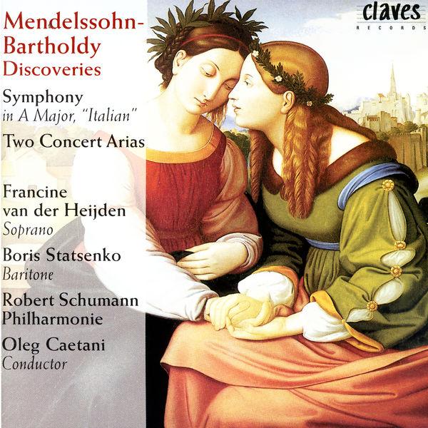 Felix Mendelssohn - Découvertes