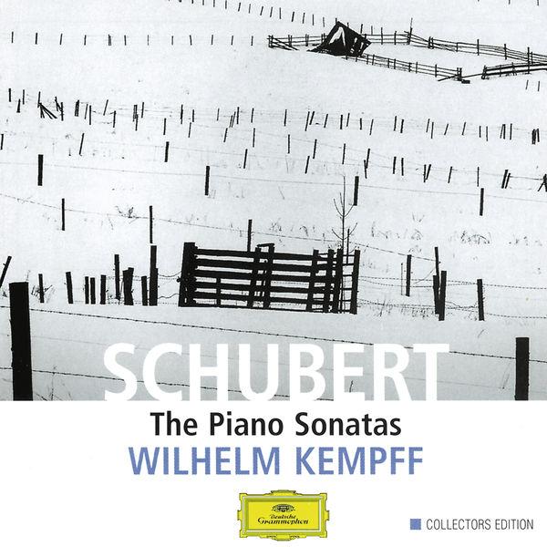 Wilhelm Kempff - Franz Schubert : The Piano Sonatas