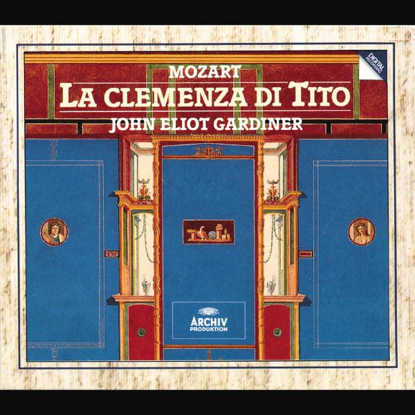 English Baroque Soloists - Mozart: La Clemenza di Tito