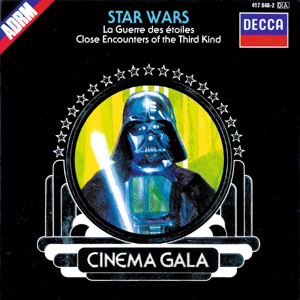 Zubin Mehta - Star Wars Suite; Close Encounters of the Third Kind Suite