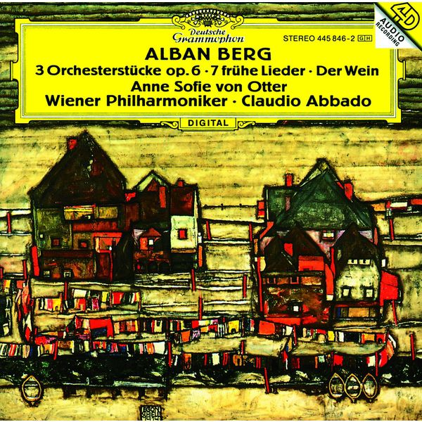 Wiener Philharmonic Orchestra - Berg : 7 Early Songs, Wine, 3 Pieces for Orchestra