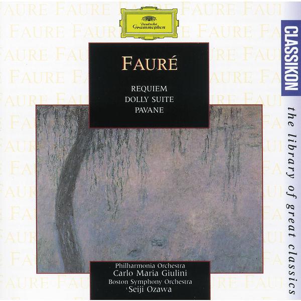 Philharmonia Orchestra - G. Fauré: Requiem op.48 / Dolly Suite op.56 / Pavane op.50
