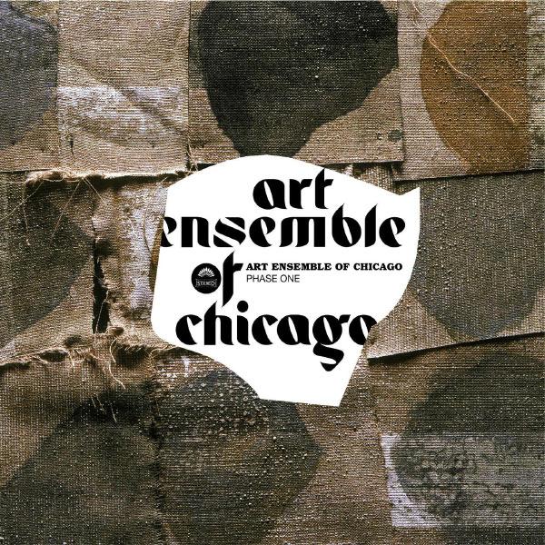 Art Ensemble Of Chicago - Phase One