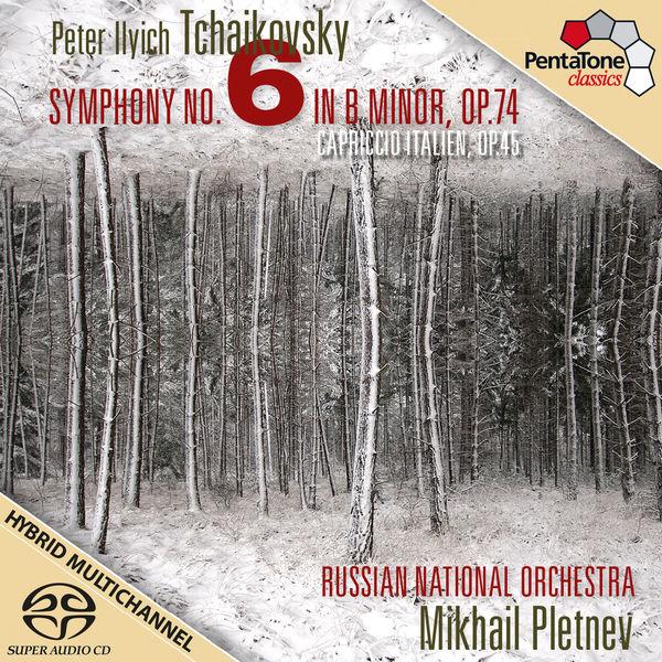 Mikhail Pletnev - Tchaïkovski : Symphonie n° 6 - Capriccio Italien