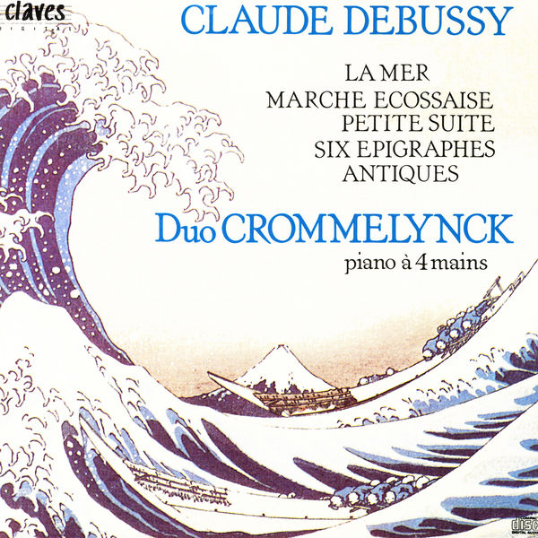 Claude Debussy - Piano à 4 Mains