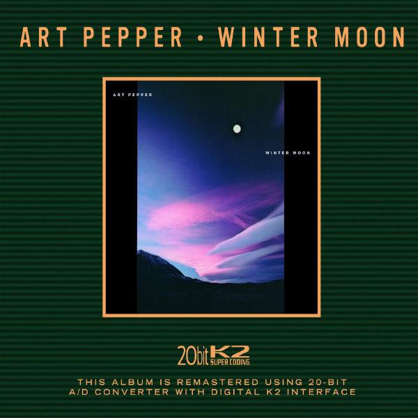 Art Pepper - Winter Moon
