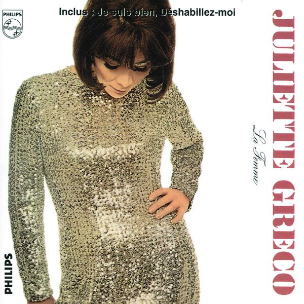 Juliette Gréco - La Femme