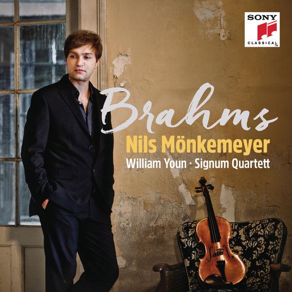 Nils Monkemeyer - Brahms: Viola Sonatas, Op. 120