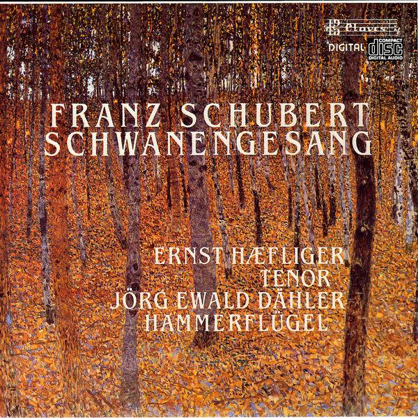 Ernst Haefliger - Le Chant du Cygne, D 957