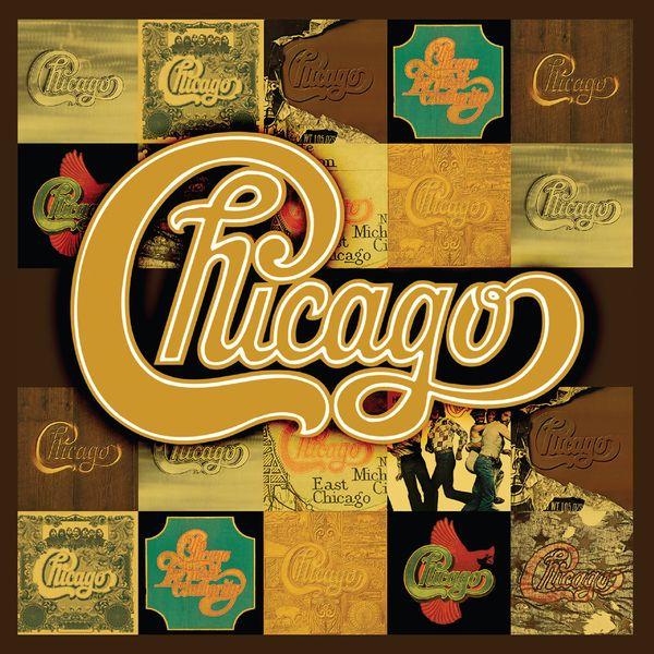 Chicago - The Studio Albums 1969-1978 (Vol. 1)